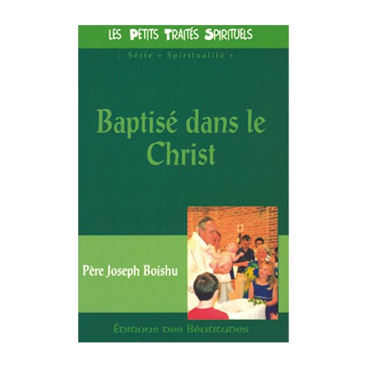 Baptisé dans le Christ