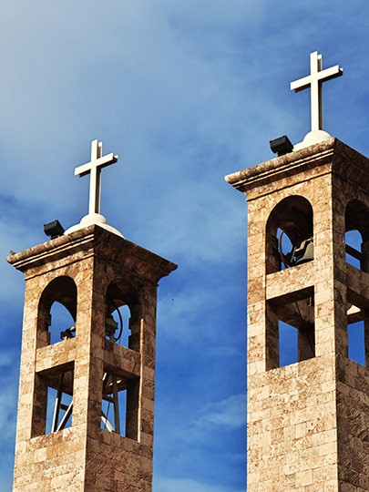 Churches of Lebanon - كنائس لبنان