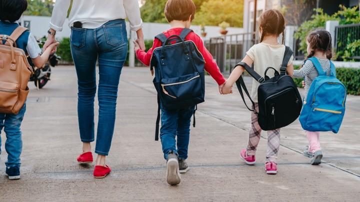 روتين العودة إلى المدرسة في خطوات، تعرّفي إليها!