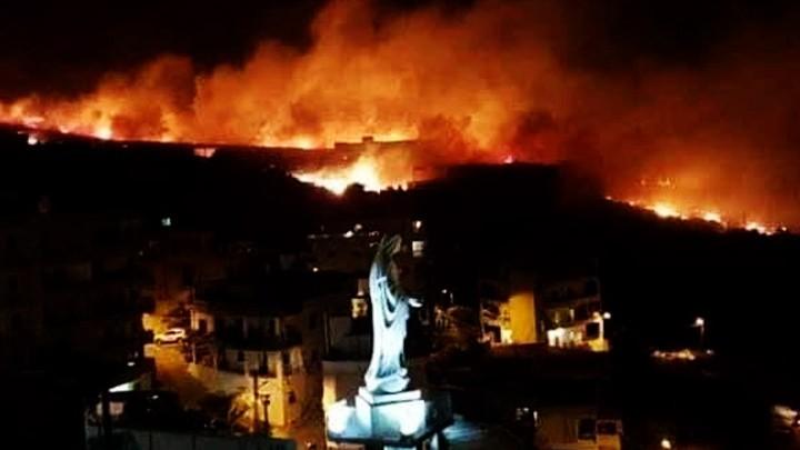 لبنان يحترق... صلّوا ولا تملّوا!