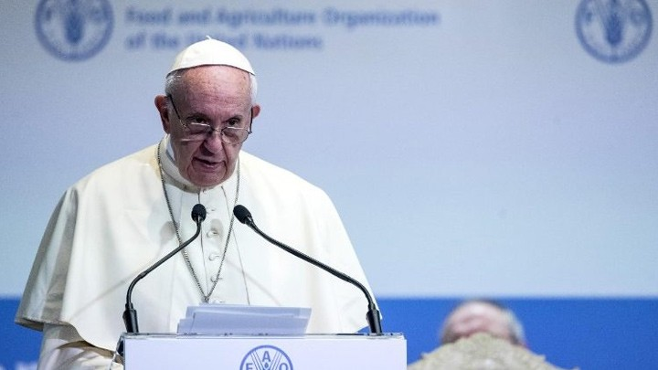 البابا في يوم الأغذية العالميّ: يجب العودة إلى البساطة بروح التنبّه إلى احتياجات الآخرين