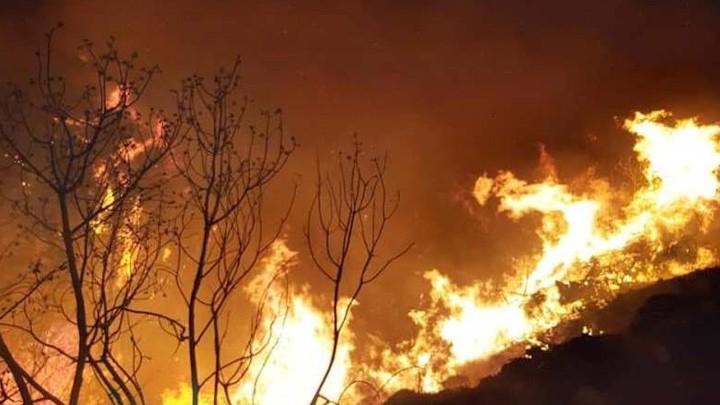 لبنان يحترق... ولكن من له يسوع والقدّيسون فمن عليه؟