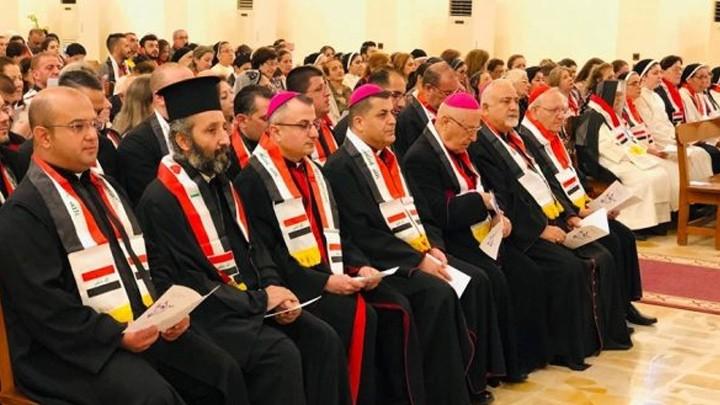 البطريرك ساكو يترأّس صلاة مسكونيّة من أجل السّلام والاستقرار في العراق