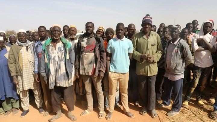 نداء من البابا فرنسيس من أجل بوركينا فاسو