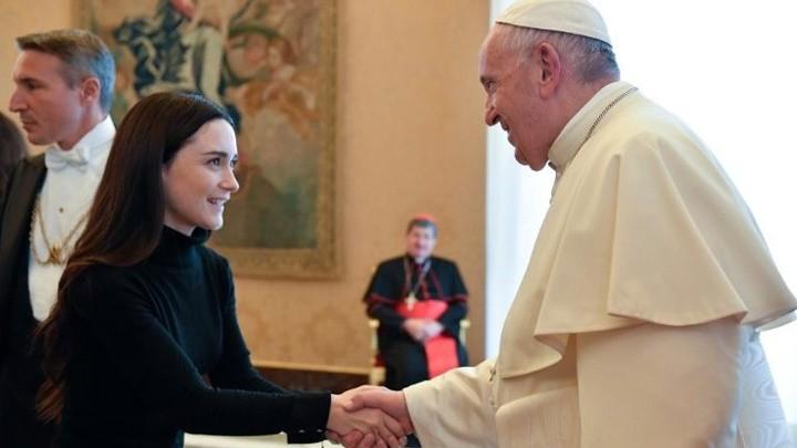 البابا فرنسيس يدعو إلى الحكمة والعهد والانطلاق