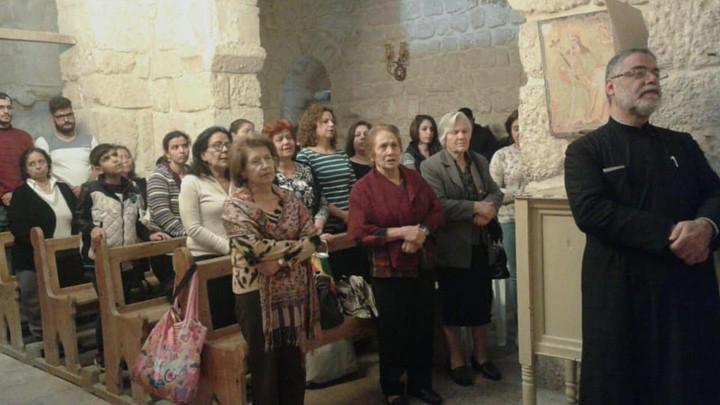 الكنائس المسيحيّة في الشّام تعاود ممارسة تقويات الحجّ إلى معلولا