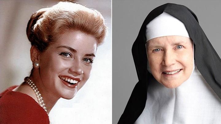 من ممثّلة لعبت دور قدّيسة.. إلى راهبة!