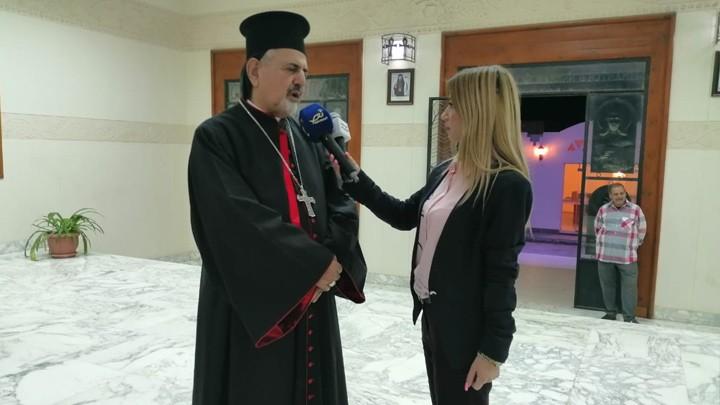 يونان من القاهرة: على المسيحيّين في لبنان أن يتّحدوا ويفكّروا بخير لبنان الّذي يجب أن يعلو فوق كلّ مصلحة