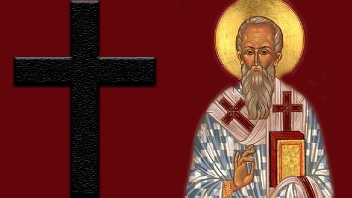 عن القدّيس أمبروسيوس أسقف ميلانو...