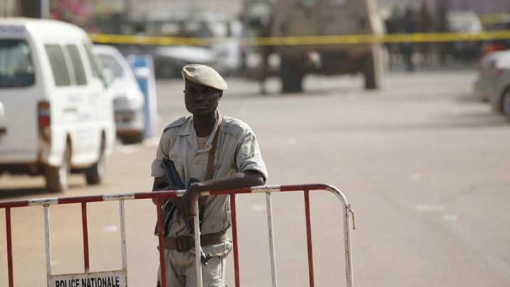 هجوم جديد على كنيسة في بوركينا فاسو
