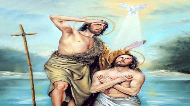 عمّدنا بالرّوح القدس والنّار