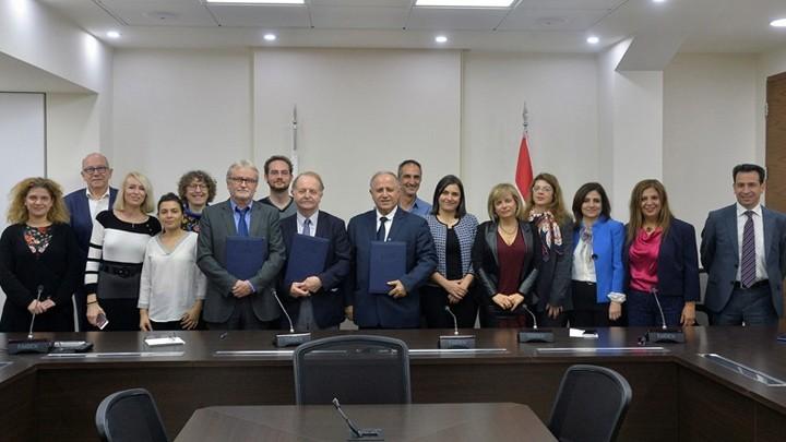 شراكة بين الوكالة الفرنكوفونية واليسوعية والمعهد الوطني العالي في تولوز