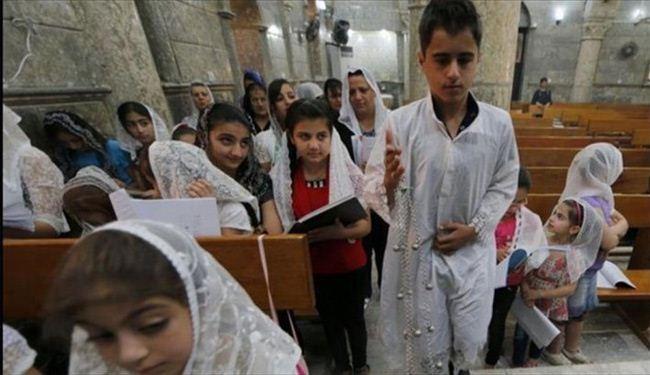 متوسط عدد الأولاد في العائلة المسيحية أقل من معدل عدد الأولاد في العائلات اليهودية والإسلامية
