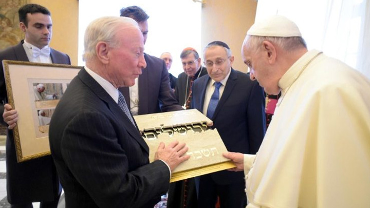 البابا فرنسيس: إن فقدنا الذّكرى ندمّر المستقبل