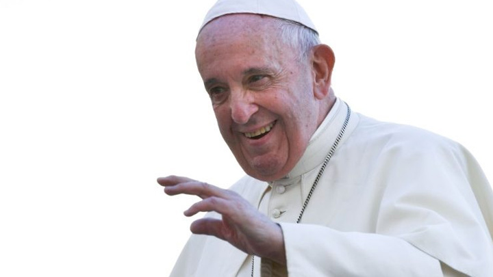 البابا فرنسيس يغرّد على موقع تويتر