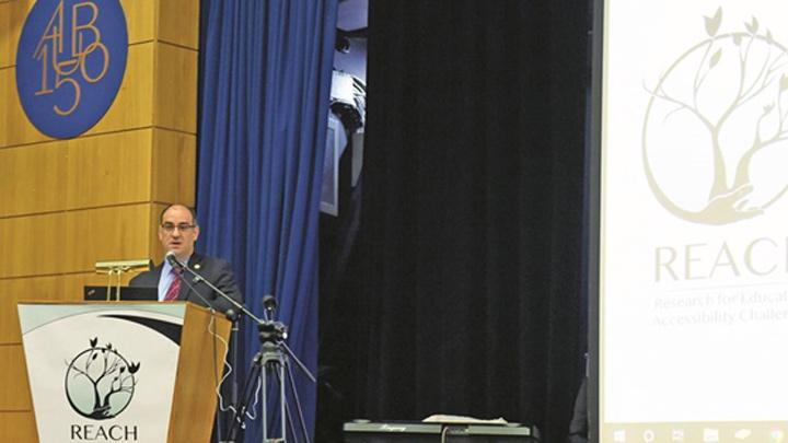 مؤتمر دولي في الاميركية عن الأبحاث في تحديات تيسير التعليم