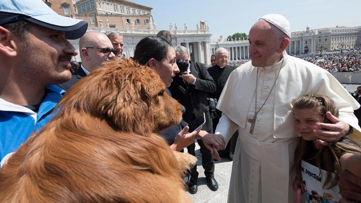 """في الفاتيكان """"إصطبل مفتوح على السّماء"""""""
