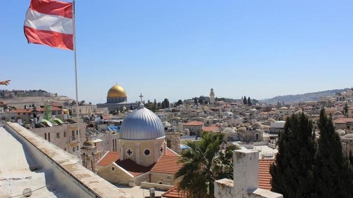 شراكة دول العالم في املاك الكنائس في القدس