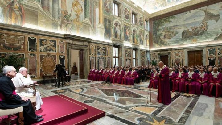 البابا فرنسيس: الأزواج المسيحيّون هم عطيّة من الله وثمرة عمل الرّوح القدس