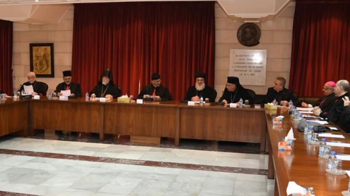 إنطلاق القمّة الرّوحيّة المسيحيّة في بكركي