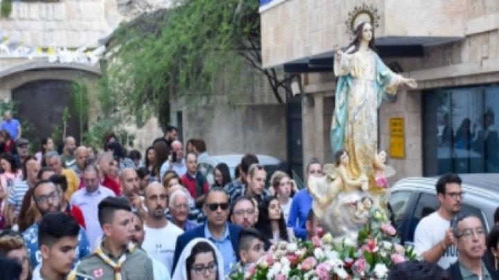 لجنة العدل والسلام: الفلسطينيون المسيحيون اليوم في القدس سنة ٢٠٢٠