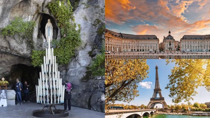 رحلة دينيّة وترفيهيّة إلى فرنسا (8 أيام/7 ليال)