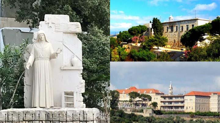 رحلة إلى قلعة سمار جبيل ومار نهرا ودير كفيفان ودير جربتا وسيّدة النّوريّة