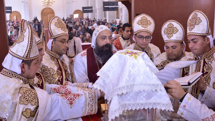 دعوات جديدة في كنيسة الأقباط الأرثوذكس
