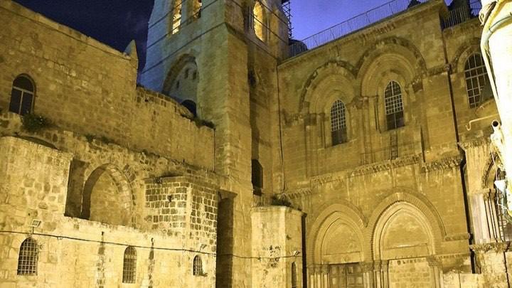 بيان رؤساء الكنائس في الأراضي المقدسة بخصوص فايروس COVID_19