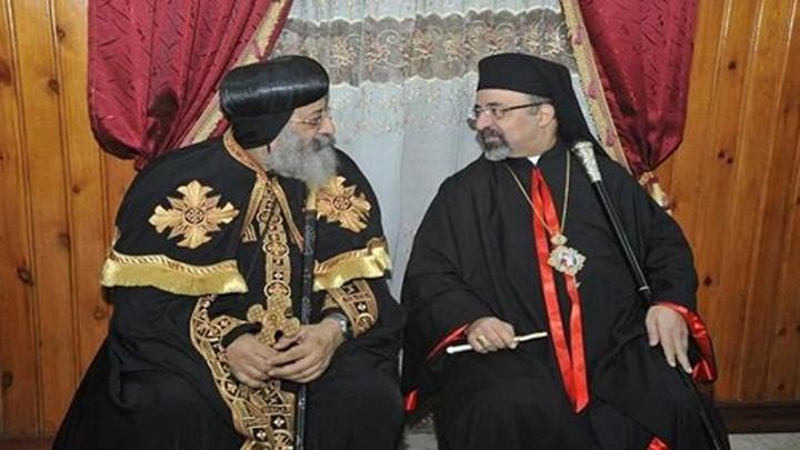 هكذا أعلنت الكنيسة في مصر عن تصدّيها لكورونا