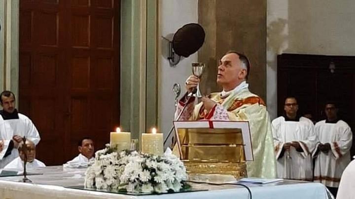مصر تطلب شفاعة مار يوسف