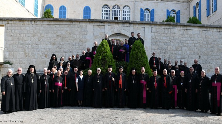 مجلس البطاركة والأساقفة الكاثوليك في لبنان: لمشاركة البابا بالصّلاة مساءً ونيل الغفران