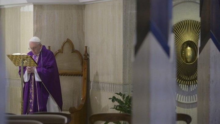 """البابا يكشف من يقف وراء """"التّعنّت"""""""