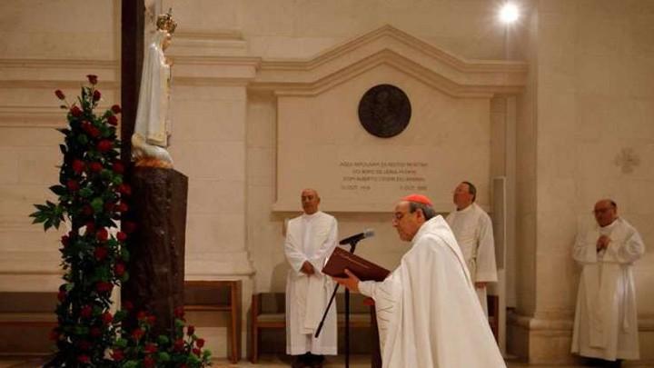 في فاطيما تكريس 24 بلدًا لقلبي يسوع ومريم