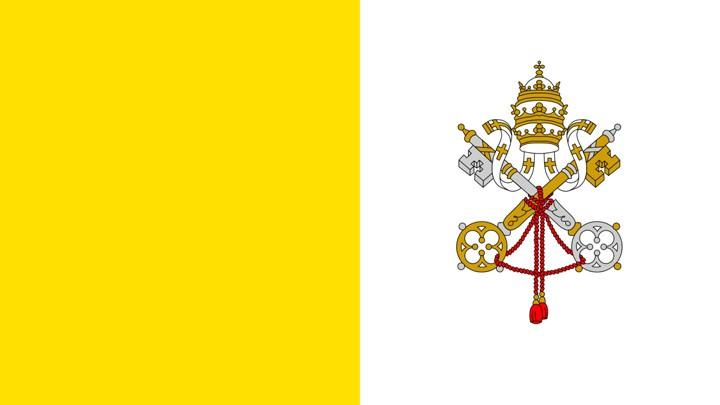 الفاتيكان نكّس أعلامه