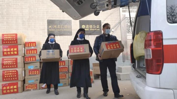 كاثوليك الصّين قلقون على صحّة البابا فرنسيس