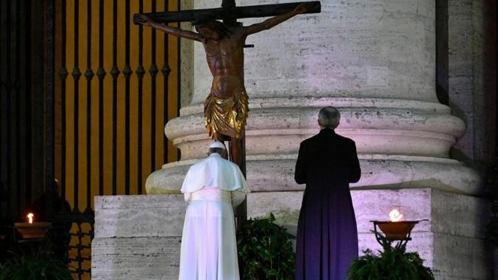 مبادرة جديدة من البابا لمساعدة ضحايا وباء كورونا