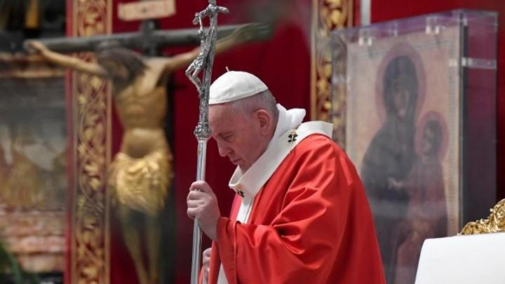 البابا فرنسيس: هكذا أعيش حالة الطّوارئ الّتي يسبّبها فيروس الكورونا