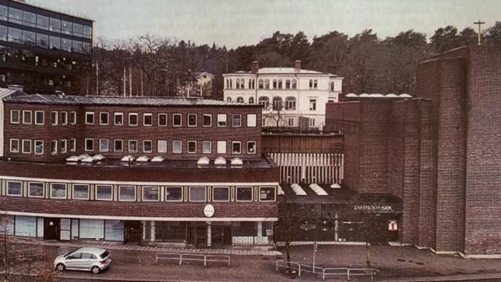 أوّل كنيسة أنطاكيّة أرثوذكسيّة في السّويد