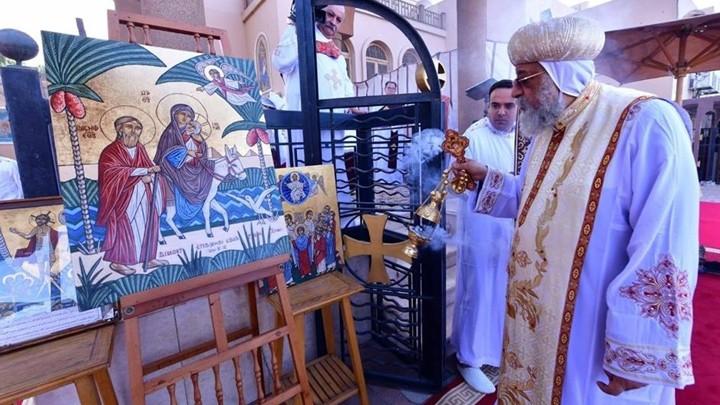 تواضروس الثّاني: الله يحمل محبّة خاصّة لمصر