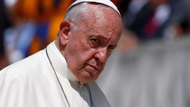 البابا فرنسيس: لا للتّمييز العنصريّ ولا للعنف