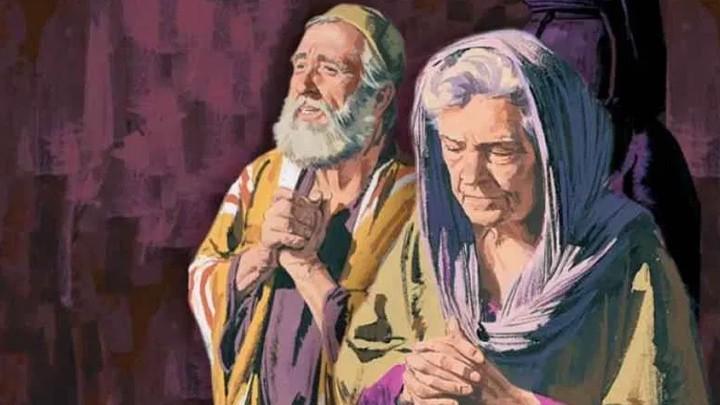 في تذكار زكريّا وأليصابات