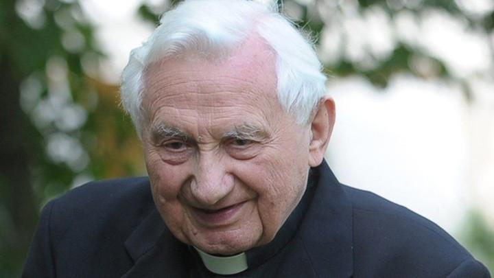 وفاة شقيق البابا بنديكتوس السّادس عشر