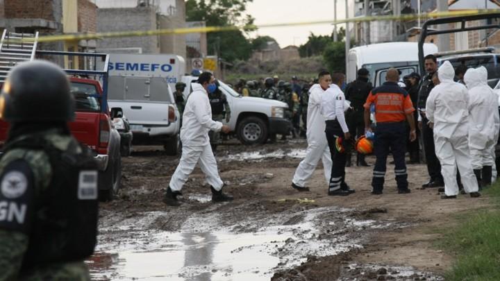 مذبحة هزّت المكسيك وأبرشيّة إرابواتو: لن نعتاد على الجريمة والعنف ولن نقف غير مبالين بالموت