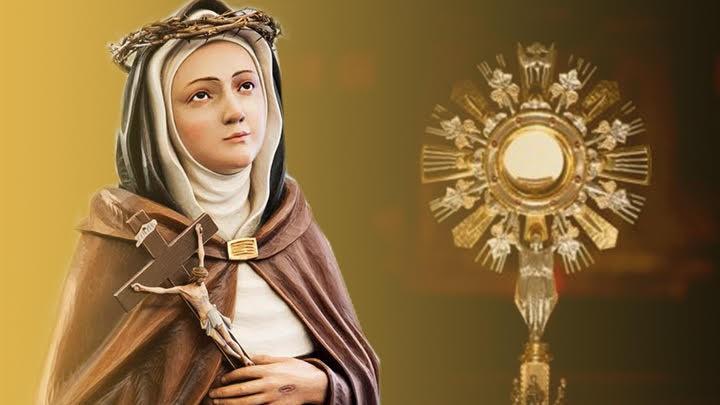 في ذكرى القدّيسة فيرونيكا جولياني
