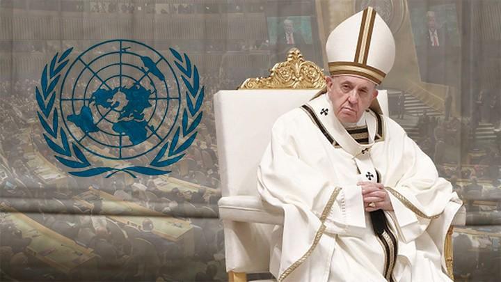 من البابا فرنسيس إلى الأمم المتّحدة... طلب فوريّ