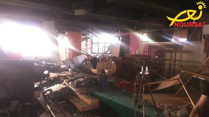 تيلي لوميار/ نورسات لم تسلم أيضًا من الانفجار