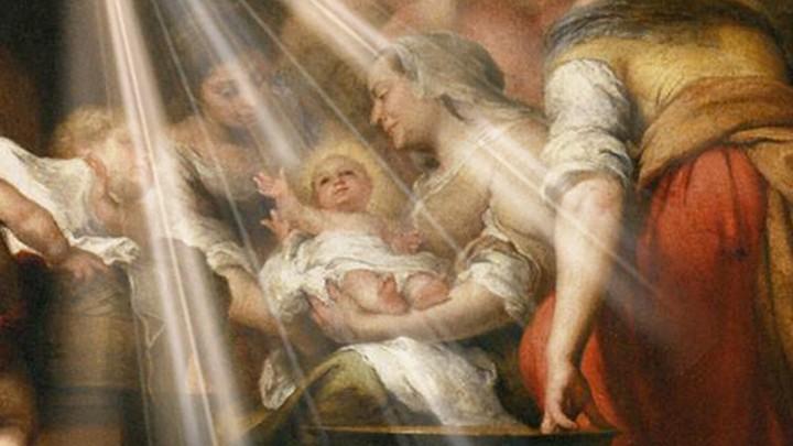 وُلدت مريم... فبُشّرت المسكونة بالفرح!