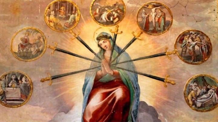 مريم... أمّ الأوجاع السبعة