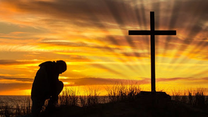 بصليبك يا يسوع أنا أثق!